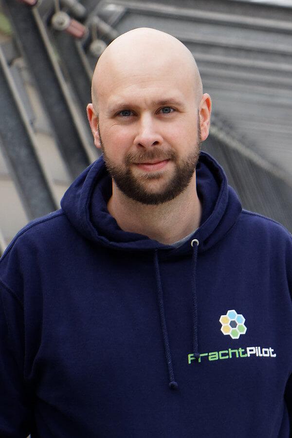 FlexFleet Solutions GmbH FrachtPilot Geschäftsführer Jan-Hendrik Fischer COO Chief Operating Officer Co-Founder Geschäftsführung