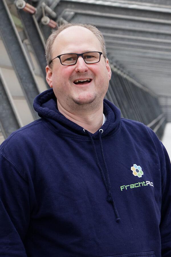 FlexFleet Solutions GmbH FrachtPilot Dr. Stefan Fleischer CTO Geschäftsführer Co-Founder Geschäftsführung Chief Technology Officer