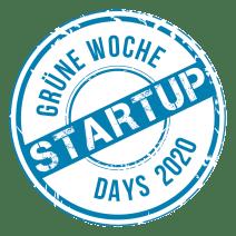 FrachtPilot IGW Internationale Grüne Woche Startup Days Preis Platz 1 erster Platz