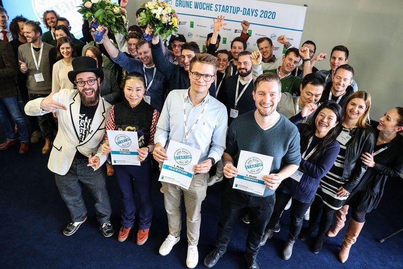 Gruene Woche FrachtPilot Startup Days