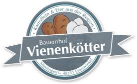 FrachtPilot Kunde Vienenkötter Eier Kartoffeln Lieferservice Logo