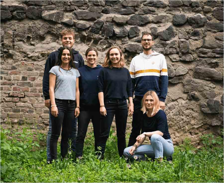 FrachtPilot Kunde Himmel un AeAed Biokiste Obstikste Lieferservice Team Jonathan