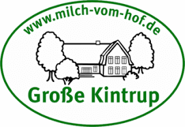 FrachtPilot Kunde Große Kintrup Milchhof Direktvermarktung Milch Lieferservice Molkerei Logo