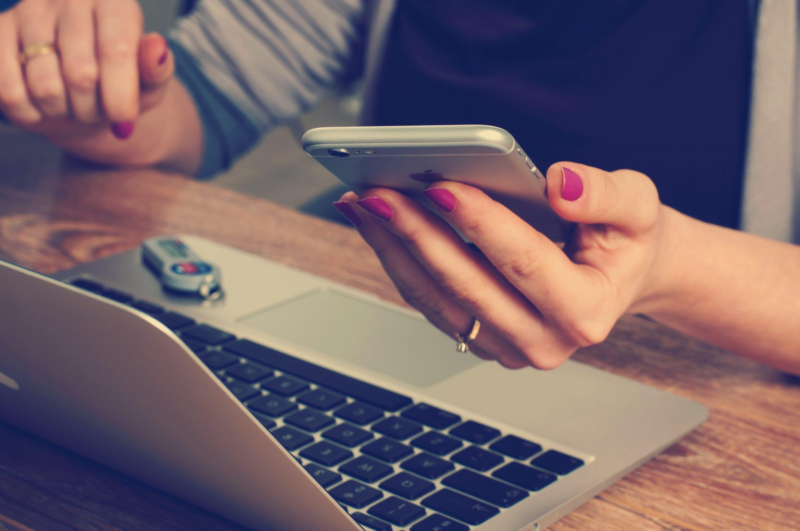 Mobile Website Online Direktvermarktung