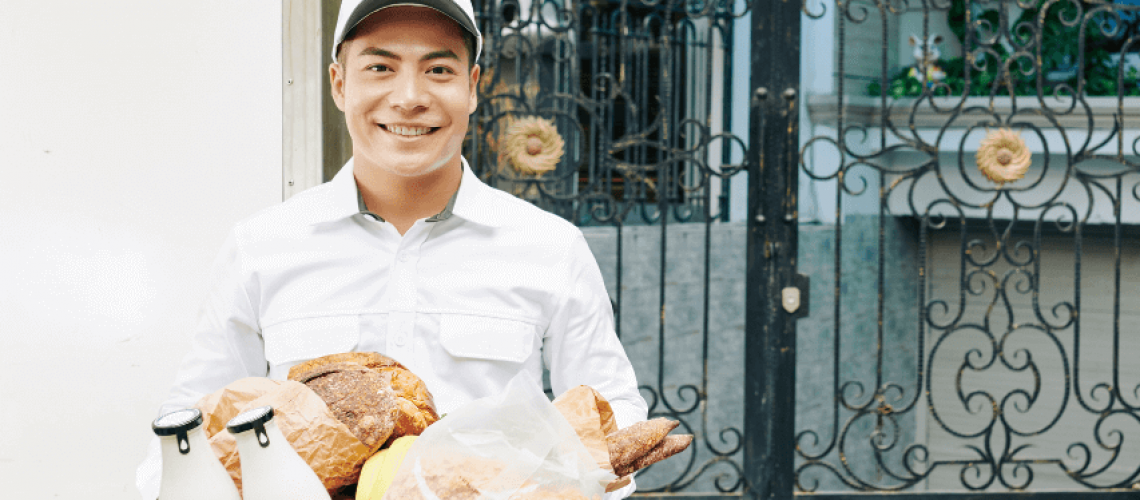 FrachtPilot Software Brötchenlieferservice Brötchenlieferdienst Brötchendienst Frühstücksdienst Lieferdienst Gründung